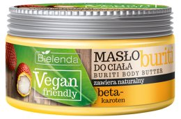 "Парфюми, Парфюмерия, козметика Масло за тяло ""Бурити"" - Bielenda Vegan Friendly Buriti Body Butter"