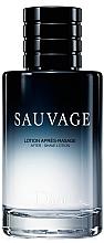 Парфюмерия и Козметика Dior Sauvage - Лосион след бръснене
