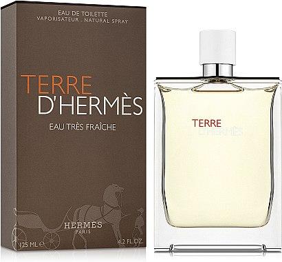 Hermes Terre d'Hermes Eau Tres Fraiche - Тоалетна вода — снимка N1