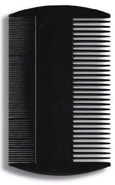 Гребен за коса 8,8 см, черен - Donegal Hair Comb — снимка N1