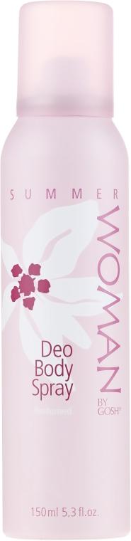 Спрей дезодорант - Gosh Woman Summer Deo Body Spray