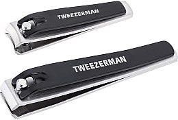 Парфюмерия и Козметика Комплект нокторезачки - Tweezerman Combo Clipper