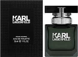 Karl Lagerfeld Karl Lagerfeld for Him - Тоалетна вода — снимка N2
