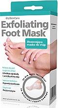 Парфюми, Парфюмерия, козметика Ексфолираща маска за крака - GlySkinCare Exfoliating Foot Mask