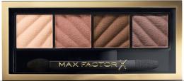Парфюмерия и Козметика Палитра сенки за очи - Max Factor Smokey Eye Drama Eyeshadow Kit Matte