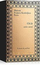 Парфюмерия и Козметика Maison Francis Kurkdjian Oud Satin Mood Extrait - Парфюмна вода