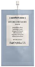 Парфюмерия и Козметика Хидратираща маска за лице - Comfort Zone Hydramemory Mask (саше)
