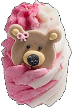 Парфюмерия и Козметика Бомбичка за вана - Bomb Cosmetics Teddy Bears Picnic Bath Mallow