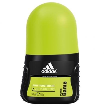 Adidas Pure Game - Рол-он дезодорант — снимка N1