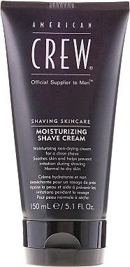 Овлажняващ крем за бръснене - American Crew Shaving Skincare Moisturing Shave Cream — снимка N1
