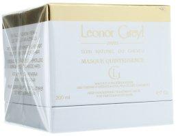 Парфюмерия и Козметика Възстановяваща маска за много увредена коса - Leonor Greyl Masque Quintessence