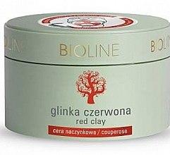 Парфюми, Парфюмерия, козметика Червена глина за лице и тяло - Bioline Red Clay