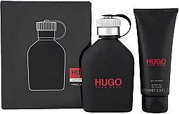 Парфюми, Парфюмерия, козметика Hugo Boss Just Different - Комплект (тоал. вода/125ml + душ гел/100ml)