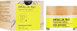 Подхранващ крем за лице с екстракт от овес - Gracja Bio Nourishing Face Cream — снимка N1