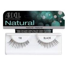 Парфюмерия и Козметика Изкуствени мигли - Ardell Natural Lashes Black 116
