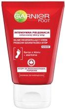 """Парфюмерия и Козметика Регенериращ крем за крака """"Интензивна грижа"""" - Garnier Skin Naturals"""