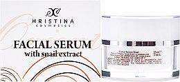 Парфюми, Парфюмерия, козметика Серум за лице с екстракт от охлюв - Hristina Cosmetics Orient Snail Face Serum