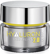 "Парфюми, Парфюмерия, козметика Хидратиращ крем за лице ""Хиалурон 2.0"" - Alcina Hyaluron 2.0 Face Cream"