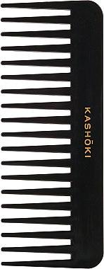 """Гребен """"Kazuko"""" за гъста и къдрава коса, 382 - Kashoki — снимка N1"""