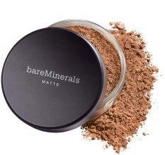 Парфюмерия и Козметика Матираща крем-пудра за лице - Bare Escentuals Bare Minerals Matte Foundation SPF15