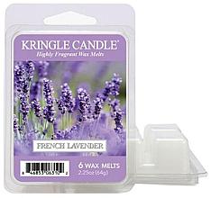 Парфюмерия и Козметика Ароматен восък - Kringle Candle Wax Melt French Lavender