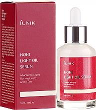 Парфюмерия и Козметика Лек маслен серум за лице - iUNIK Noni Light Oil Serum