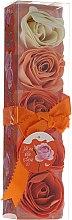 """Парфюми, Парфюмерия, козметика Конфети за вана """"Портокал"""", 5 бр - Spa Moments Bath Confetti Orange"""