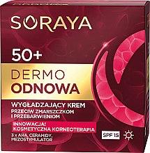 Дневен крем за лице - Soraya Dermo Odnowa 50+ Cream SPF15 — снимка N2