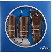 Парфюмерия и Козметика Комплект за мъже - Nuxe Men (део/50ml + гел за лице/50ml + душ гел/100ml)