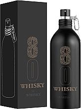Парфюмерия и Козметика Evaflor Whisky by Whisky 80 - Тоалетна вода