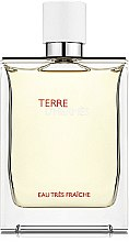 Парфюми, Парфюмерия, козметика Hermes Terre d'Hermes Eau Tres Fraiche - Тоалетна вода (тестер без капачка)