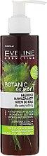 Парфюмерия и Козметика Дълбоко овлажняващ крем за ръце 3в1 - Eveline Cosmetics Botanic Expert