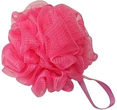Парфюмерия и Козметика Гъба за баня, розова - Gabriella Salvete Body Care Mesh Massage Bath Sponge