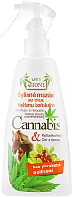 Парфюмерия и Козметика Спрей за крака с конопено масло и конски кестен - Bione Cosmetics Cannabis Herbal Salve With Horse Chestnut
