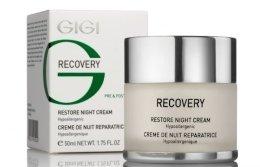 Парфюмерия и Козметика Възстановяващ нощен крем - Gigi Recovery Restoring Night Cream