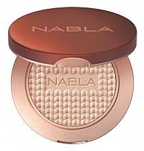 Парфюми, Парфюмерия, козметика Хайлайтър-коректор за лице - Nabla Shade & Glow
