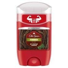 Парфюми, Парфюмерия, козметика Стик дезодорант - Old Spice Timber Deodorant Stick