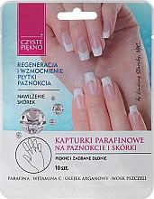 Парфюми, Парфюмерия, козметика Маска-шапчица за пръсти и нокти - Czyste Piekno