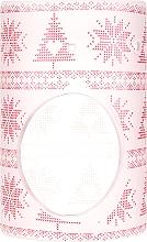 Парфюмерия и Козметика Стъклена аромалампа - Yankee Candle Red Nordic Frosted Glass Diffusor