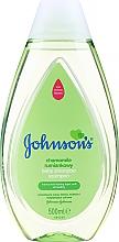 Парфюмерия и Козметика Детски деликатен шампоан с лайка - Johnson's® Baby Shampoo Chamomile