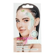 Едрозърнест пилинг за мазна и смесена кожа - Bielenda Magic Peel — снимка N1