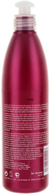 Шампоан запазващ цвета при боядисана коса - Revlon Professional Pro You Color Shampoo — снимка N2