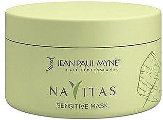 Маска за чувствителен скалп и коса - Jean Paul Myne Navitas Sensitive Mask — снимка N1