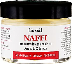 "Парфюмерия и Козметика Хидратиращ крем за лице ""Авокадо и жожоба"" - Iossi NAFFI Cream"
