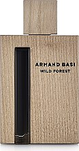 Парфюмерия и Козметика Armand Basi Wild Forest - Тоалетна вода