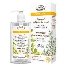 Парфюми, Парфюмерия, козметика Успокояващ гел за интимна хигиена с лайка - Green Pharmacy Soothing Gel