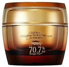 Парфюмерия и Козметика Крем-маска с колаген и екстракт от хайвер - SkinFood Gold Caviar Collagen Plus Mask Cream