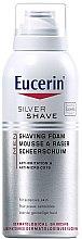 Парфюмерия и Козметика Пяна за бръснене - Eucerin Silver Shave Shaving Foam
