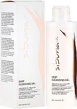 Парфюмерия и Козметика Почистващ гел за лице с растителни екстракти - Transparent Clinic Facial Cleansing Gel