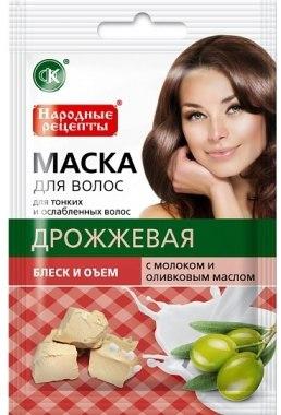 "Традициона маска за коса ""Мая"" - Fito Козметик"